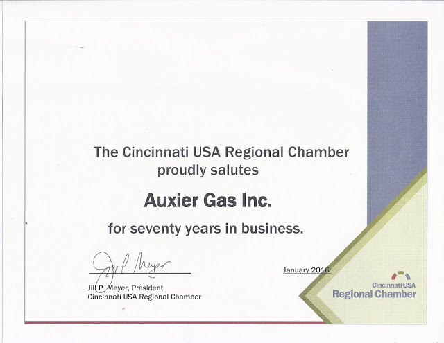 Image of Cincinnati USA Award
