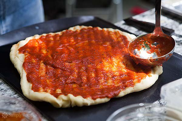 Image of Grilled Pizza