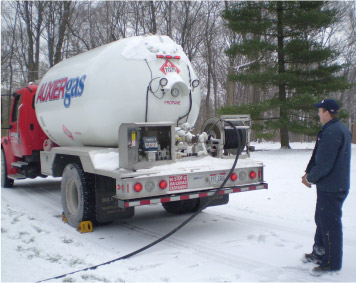 Image of Auxier Gas employee